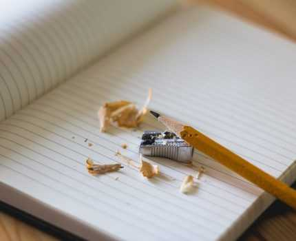 How Writing Can Keep You From Writing